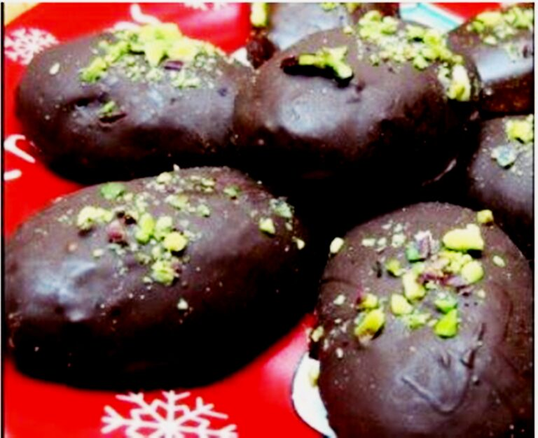 Συνταγή για σοκολατένια μελομακάρονα!