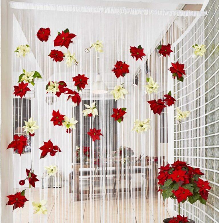 Χριστουγεννιάτικες ιδέες για να διακοσμήσετε το μπαλκόνι σας