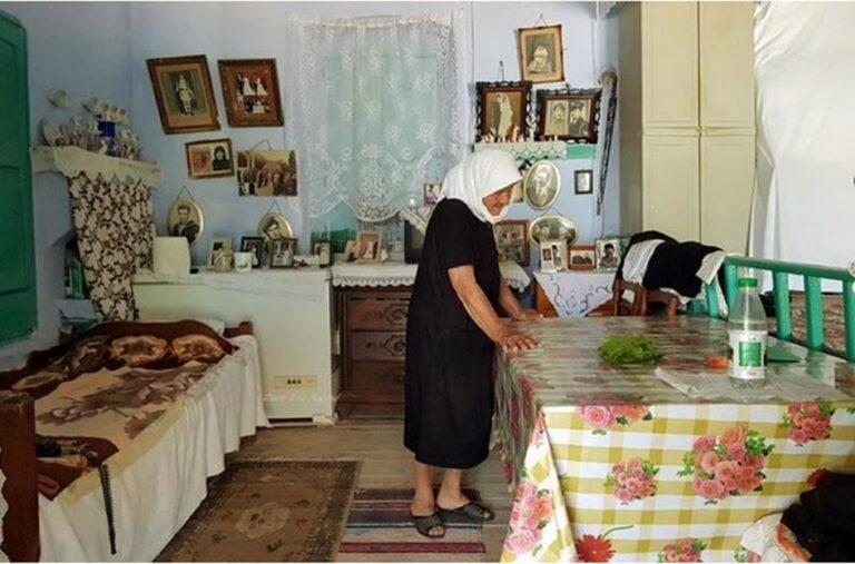 Το σπίτι της γιαγιάς μας ήταν κι είναι πάντα ο παράδεισός μας