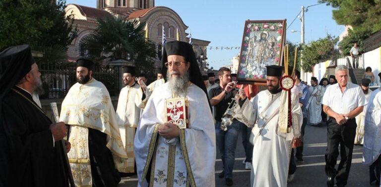Οδηγίες της Αρχιεπισκοπής για λιτανείες χωρίς συνωστισμό
