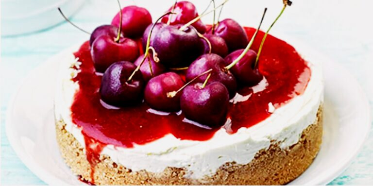 Cheesecake χωρίς ζάχαρη…. Κι όμως γίνεται και είναι υπέροχο