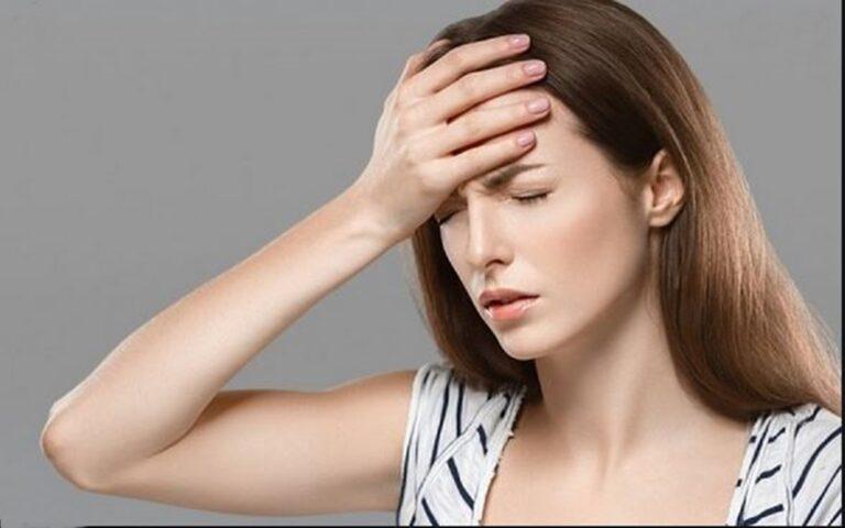 Πονοκέφαλος που αποδίδεται σε ψυχιατρική διαταραχή.