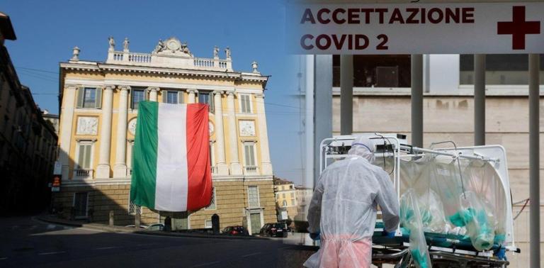Κορονοϊός – Ιταλία: Πάνω από 23.800 τα νέα κρούσματα