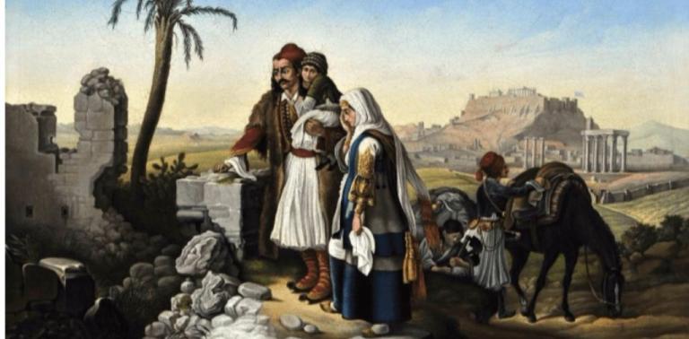 Η διατροφή των Ελλήνων επί Τουρκοκρατίας