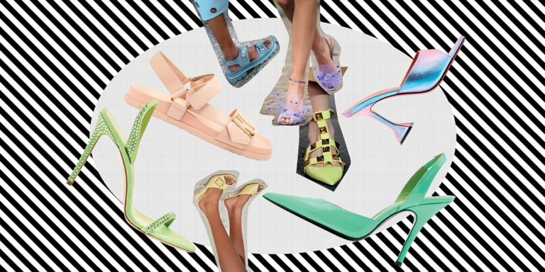 Happy Feet: Αυτό είναι το απόλυτο shoe trend της φετινής άνοιξης