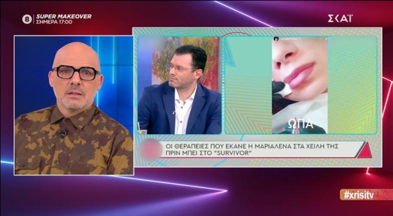«Χρυσή τηλεόραση»: Τα «φυσικά χείλια» της Μενεγάκη, το «χεράρε απλωσάρε» στο HOF και η Βάλια που θα πάρει τη θέση της Βάνιας